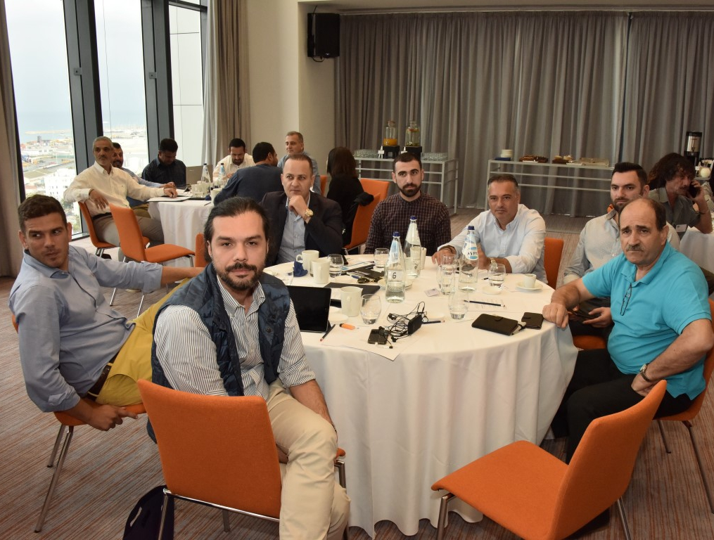 Διαδραστικό Συνέδριο_Υδρόγειος_Λάρνακα_2018