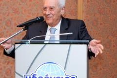 Ο κ. Αναστάσιος Κασκαρέλης, Πρόεδρος Δ.Σ.