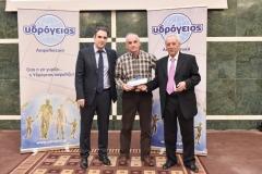 Βραβεύσεις Συνεργατών 2018: Γεώργιος Ράπτης, Ελασσόνα