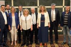 Βραβεύσεις Συνεργατών - Senior & Executive Members, Υδρόγειος Club
