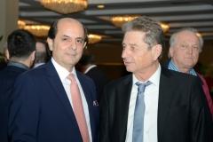 Γιάννης Σουρλής, Γιώργος Γριβάκης, Υδρόγειος Ασφαλιστική