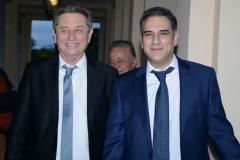 Γιώργος Γριβάκης, Παύλος Κασκαρέλης, Υδρόγειος Ασφαλιστική