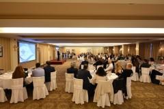 Άποψη της αίθουσας - Συνέδριο Πελοποννήσου