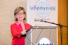 Τζένη Αναγνωστάκη, Διευθύντρια Έκδοσης Κλάδου Οχημάτων, Υδρόγειος Ασφαλιστική
