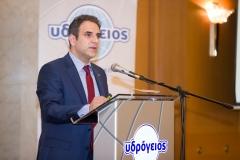 Παύλος Κασκαρέλης, Αντιπρόεδρος & Διευθύνων Σύμβουλος, Υδρόγειος Ασφαλιστική