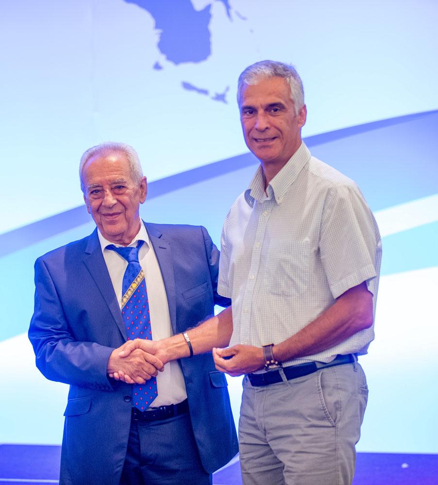 Φλωρούς Εμμανουήλ, Σάμος - Executive Partner