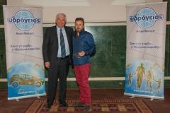 Βραβεύσεις Συνεργατών 2017: Κωνσταντίνος Δημητρίου