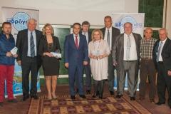 Βραβευθέντες Συνεργάτες Θεσσαλίας 2017