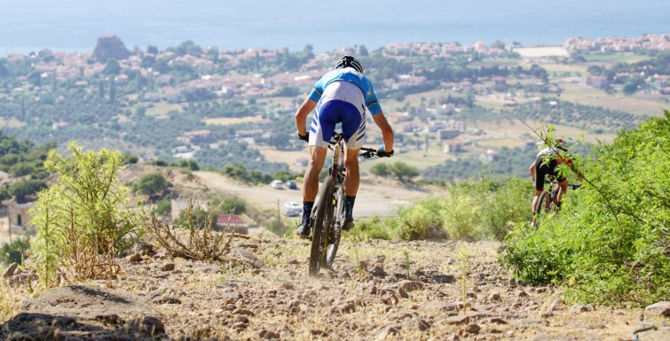 Η Υδρόγειος Ασφαλιστική Χρυσός Χορηγός  στους Διεθνείς Αγώνες Ορεινής Ποδηλασίας Molyvos Urban MTB στη Λέσβο