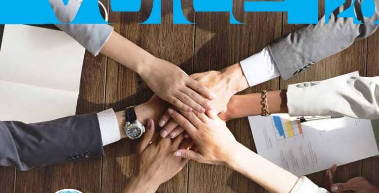 Διαβάστε το περιοδικό μας VOICE : Καλοκαιρινό τεύχος με πολλά θέματα!